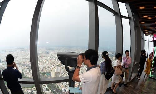 Giá vé lên đài quan sát Landmark 81 SkyView cao nhất Việt Nam 1