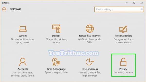 Cách tắt quảng cáo cá nhân hóa trang web, ứng dụng của Microsoft 5