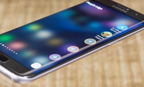 Cách thiết lập cài đặt màn hình cong ở cạnh Galaxy S7 Edge 32