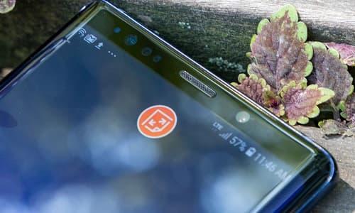 Cách kích hoạt, cài đặt quét mống mắt Iris Scan trên Galaxy Note 9 0