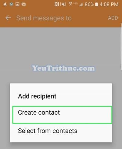 Cách bật tin nhắn khẩn cấp Send SOS Messages trên Galaxy S7, S7 Edge 7