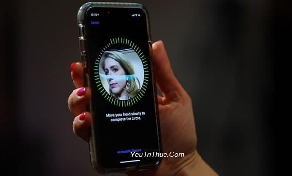 Face ID trên iPhone là gì, Cách sử dụng, hoạt động Face ID