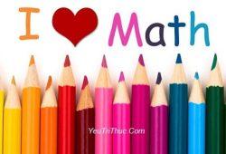Số tự nhiên N là gì, định nghĩa khái niệm số tự nhiên trong toán học