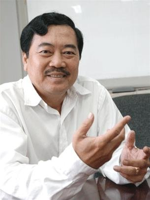 Chuyên gia kinh tế Huỳnh Bửu Sơn - hiện là giám đốc đối ngoại Pepsi Co.VN - Ảnh: T.T.D.