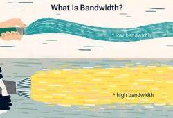 Bandwidth là gì, khái niệm Bandwidth Hosting, Website, VPS