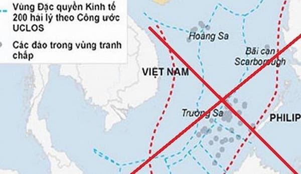 Đường Lưỡi Bò là gì, tuyên bố phi lý của Trung Quốc tại Biển Đông 1