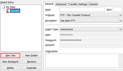 FileZilla là gì, cài đặt và cách sử dụng phần mềm FTP FileZilla Client 7