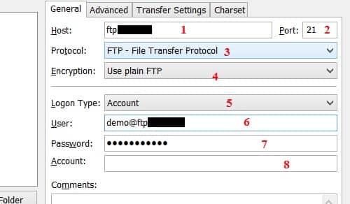 FileZilla là gì, cài đặt và cách sử dụng phần mềm FTP FileZilla Client 8