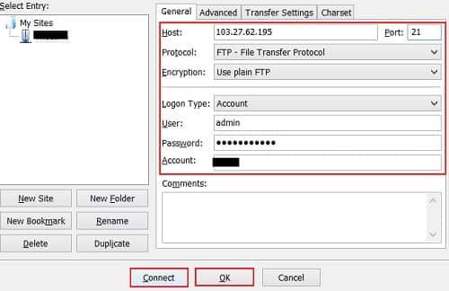 FileZilla là gì, cài đặt và cách sử dụng phần mềm FTP FileZilla Client 9