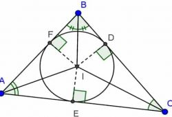 Hệ thức lượng trong Tam giác thường và Tam giác vuông 1