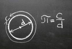 Số PI là gì, lịch sử, cách tính số π và bảng số Pi gần đúng nhất 1