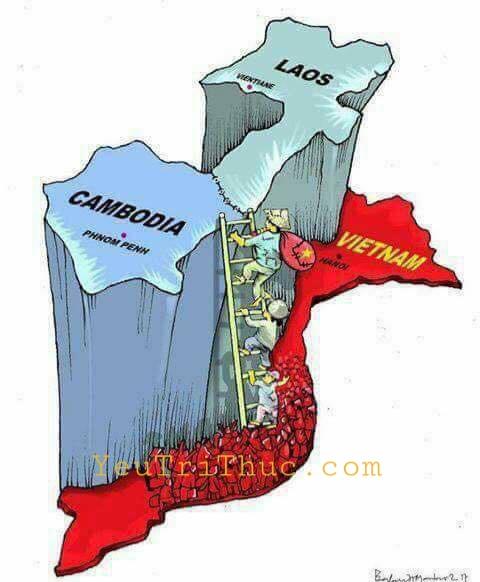 Nói Xứ Đông Lào ám chỉ Việt Nam không bằng Lào