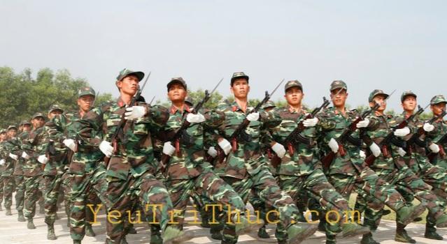 Quân Đoàn có quy mô từ 30.000 đến 50.000 lính