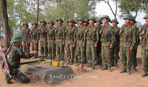 Một Trung đội thường gồm 3 Tiểu đội