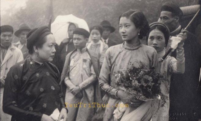 Nam Phương Hoàng Hậu có thật sự yêu Hoàng Đế Bảo Đại 2
